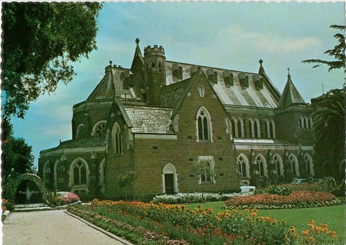 Loreto Abbey, Mary's Mount, Ballarat Victoria