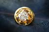 Shine bright like a diamond. (Through Serena's Lens) Tags: diamond shinning sparkle glitter earring jewelry depthoffield