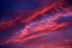 Sunset from home  2016-04-13 20-23-49_05 mod et rét (vincent.lempereur) Tags: sunset coucherdesoleil ciel sky clouds nuage