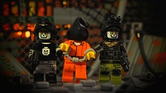 Asset Extraction (legophthalmos) Tags: lego combat mercenary hostage terror terrorist torture war