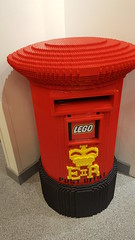Royal Mail Post Box, LEGO Store, 3 Swiss Court, Leicester Square, City of Westminster, London (f1jherbert) Tags: samsungs6 samsunggalaxy galaxys6 samsunggalaxys6 samsung galaxy s6 london uk england