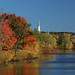 POTD 2013-10-20 - The Charles River in Waltham on a Fall Sunday morning