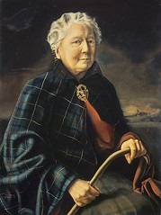 Dame Flora MacLeod of MacLeod, 1878 - 1976. 28th Clan Chief