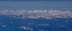 The Alps / Los Alpes (José Rambaud) Tags: snow mountains alps alpes inflight snowy aerial snowcapped summit range cordillera montañas monta aerea