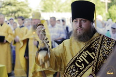 39. Patron Saint's day at All Saints Skete / Престольный праздник во Всехсвятском скиту