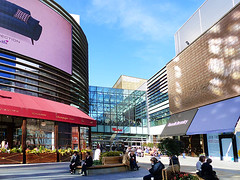 Westfield Stratford City (Kombizz) Tags: uk people building architecture poster unitedkingdom britain bow shops canopy olympicstadium olympicpark olympicvillage stratford 2012 eastlondon olympicgames leyton hackneywick arup wsatkins edaw stratfordcity burohappold nhbc russellbromley kombizz westfieldstratfordcity ldadesign queenelizabetholympicpark 1090264 edawconsortium wallacewhittle