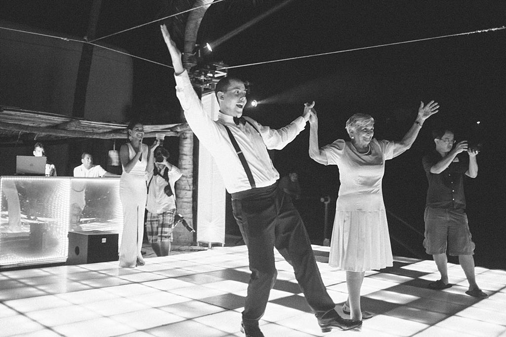 婚禮攝影,婚攝,婚禮記錄,墨西哥,Party Time,底片風格,自然
