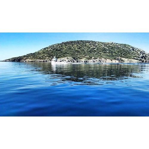 Beautiful #scenery #rentaboat #ribcruises #boat #greece #instagreece #sea