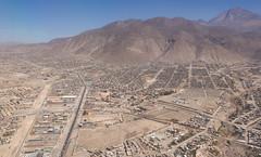 Departing Areqipa, Peru (maxunterwegs) Tags: peru aerial andes aerialphoto arequipa luftbild pérou luftaufnahme anden cerrocolorado aerialimage la2094