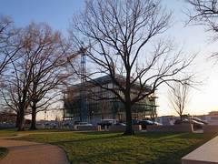 National Museum of African American History and Culture (Daquella manera) Tags: history museum dc washington construction african culture national american construccion bond smithgroup adjaye freelon