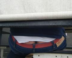 Red belt crack (I.E. Bear II) Tags: bear hairy man hot sexy guy ass gut big furry underwear random fat butt handsome chub bum dude crack belly buttcrack builders bubba beerbelly chubby guapo thick gordo bellies panza plumbers asscrack coinslot moobs cofrinho panzon barrigon pansa stocky chonies panson