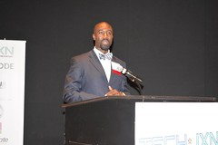 Mayor Tony Yarber TECHJXN 2