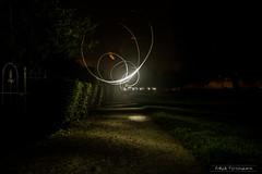 Light Painting (MiVa Fotografie) Tags: light netherlands night painting lens photography long exposure fotografie time nederland kitlens kit 16 50 sel friesland tinga sneek miva selp selp1650