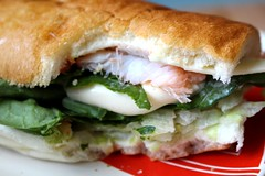 Official Product Review of Subway's Atlantic Canada Lobster Sandwich (Suzie the Foodie http://suziethefoodie.blogspot.co) Tags: canada official review sandwich atlantic lobster product subways