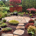 """Small Patio by GreenhavenLandscapeInc <a style=""""margin-left:10px; font-size:0.8em;"""" href=""""http://www.flickr.com/photos/117326093@N05/19765834530/"""" target=""""_blank"""">@flickr</a>"""