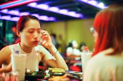 (chewei0111) Tags: 50mm asahi pentax takumar kodak 14 negative f spotmatic 100 filme smc spf finest ektar
