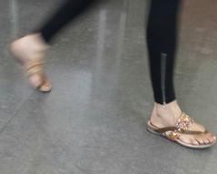 Street feet (162) (I Love Feet & Shoes) Tags: street sexy feet stockings pie shoes highheels sandals tights lingerie heels ps huf hoof bas pieds mules pantyhose schuhe casco piedi meias medias scarpe sandalias chaussures sapatos sandlias zapatillas sandalen  sandales  sabot sandali  strmpfe    calcanhares  fse