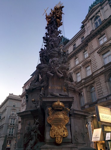 Pestsäule/Plague Column