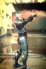 Rob Bottin's Robocop suit (Solitude is preferred) Tags: man robot machine police 80s armor cop cyborg armour sfx auto9 80sactionfilms