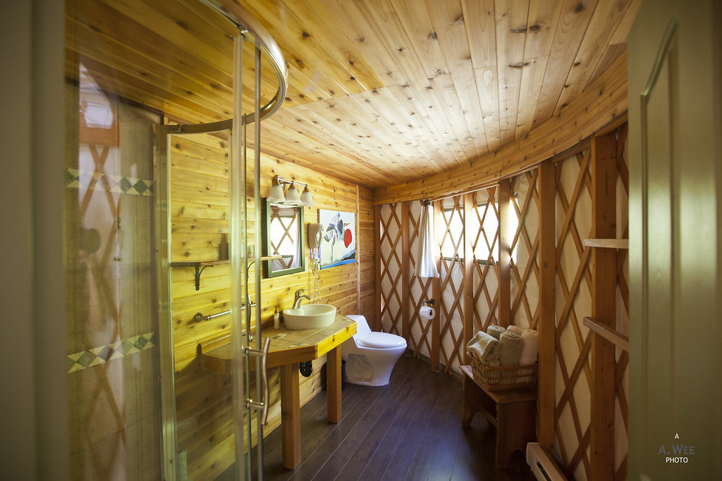 Bathroom Yurt the world's best photos of interior and yurt - flickr hive mind