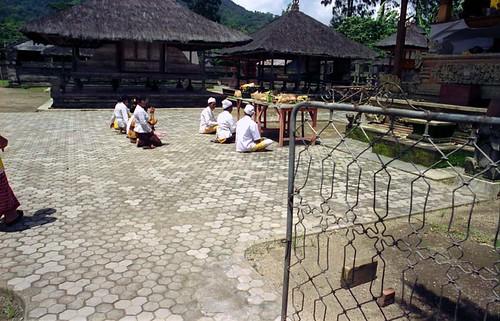 Bedugul - Bratan - Bali - 1976(6)