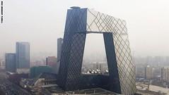 """ليس نقصاً.. أروع المباني التي يزينها """"الفراغ"""" (ahmkbrcom) Tags: الصين باريس برلين تايوان مدينةدبي"""
