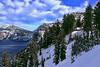 Merry Christmas (Cole Chase Photography) Tags: craterlake oregon winter rimdrive pacificnorthwest craterlakenationalpark canon eos5dmarkiii