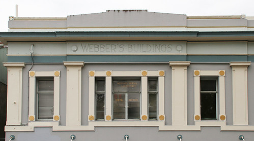Webber's Buildings