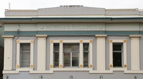 Webber's Buildings