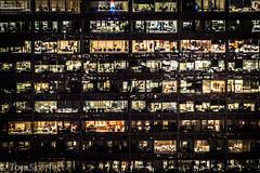 "Late night (cptscarlett78) Tags: ""tom scarlett"" ""nikon"" ""d7100"" ""nikon d7100"" usa newyork newyorkcity nyc manhattan rockefeller rockefellercentre topoftherock skyline night windows"