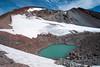 Lewis Tarn (Laura Jacobsen) Tags: glaciallake hiking mountains oregon southsister threesisters threesisterswilderness volcano