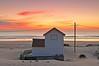 Caparica beach houses (José Carlos Sousa) Tags: beach house sunset sea oceano ocean atlantic architecture sand caparica costa da almada jose sousa nikon nikonistas portugal paisagem landscapes