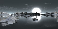 SL360@Winter_Trace (ErikoLeo) Tags: 360° panorama landscape flickrlovers firestorm secondlife