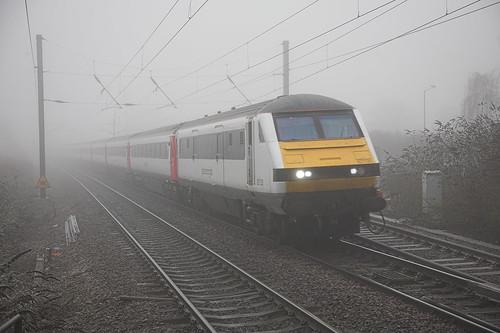 82105 at Stowmarket