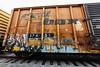 (o texano) Tags: houston texas graffiti trains freights bench benching pause meeka a2m adikts