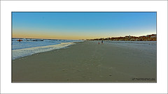 Evening at Atlantic Beach (prendergasttony) Tags: elements beach sunset florida outdoors nature horizon people surfer atlantic ocean sand sea sky d7200 nikon waves dunes coast usa america states