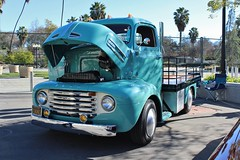 2017 Grand National Roadster Show (USautos98) Tags: 1948 ford coe cabover truck hotrod streetrod custom grandnationalroadstershow gnrs pomona california