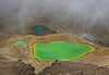 Happy 2017! (terri-t) Tags: emeraldlakes tongariroalpinecrossing track hiking newzealand aotearoa volcano redcrater crater nature geothermal hot spring green color colorful national park explore nz