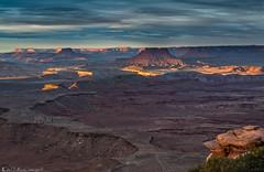White Rims revealed (Bill Bowman) Tags: canyonlandsnationalpark ekkerbutte murphybench chocolatedrops islandinthesky maze murphypoint utah