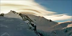Alpine dragon (Katarina 2353) Tags: montblanc france frenchalps katarinastefanovic katarina2353 panorama