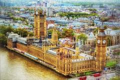 LONDRES 10b (Ismael I) Tags: palaciodewestminster palaceofwestminster london londres londoneye cityoflondon reinounido inglaterra arquitectura interesturistico interesante riotamisa riotamesis rio vistadepajaro vistaaerea ciudad