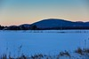 Mont Shefford - Eastern Township - Quebec - Canada (L-A Marcoux) Tags: shefford quebec easterntownship canada sunset mountain bluemoment