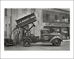 Vehicle Collection (7605) - Ford (Steve Given) Tags: motorvehicle automobile workingvehicle ford truck lorry delivery pennsylvania coal 1930s