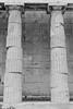 Athens-71 (Davey6585) Tags: travel wanderlust europe greece athens canon canont2i canonphotography ancientagora agora temple templeofhephaestus hephaestus ruins greenruins ancientgreece ancient architecture blackandwhite bw blackwhite