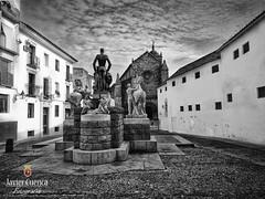 Monumento a Manolete, el Cuarto Califa (FJcuenca) Tags: cordoba manolete monumento oneplus3 spain andalousie andalucia andalusia andalusien espagna españa fjcuenca javiercuencamuñoz spanien córdoba andalucía es