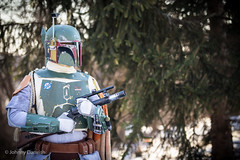 IMG_2051 (Johnny Applesauce) Tags: boba fett esb empire strikes back cosplay 501 501st snow costume kit mandalorian