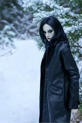 Corvo (lukoshka) Tags: dollshe saint bjd abjd dollshecraft crow