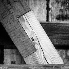 Wooden BridgeJoint (t conway) Tags: