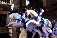 Caballitos - Horses - Chevaux - Cavalli (COLINA PACO) Tags: horse horses caballo cheval chevaux caballos carrusel