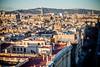 Barcelona (Markus Kolletzky) Tags: barcelona city view torreagbar
